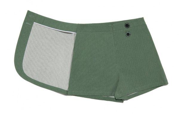 roccirocciパンツスカート3