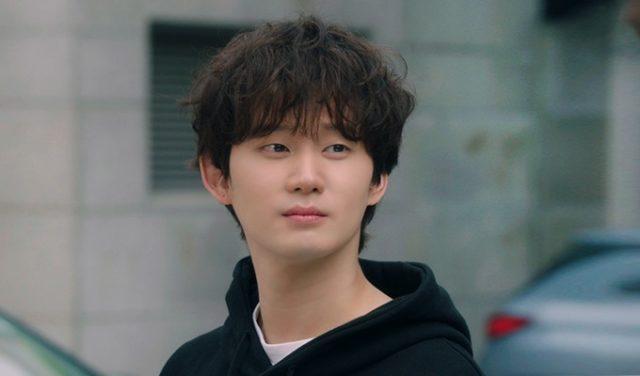 キム・ジヌ(김진우)役ークォン・スヒョン(권수현)