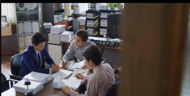 ホン・ユチャンの事務所